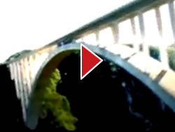Bungy Jump Video Bloukrans Face Adrenalin