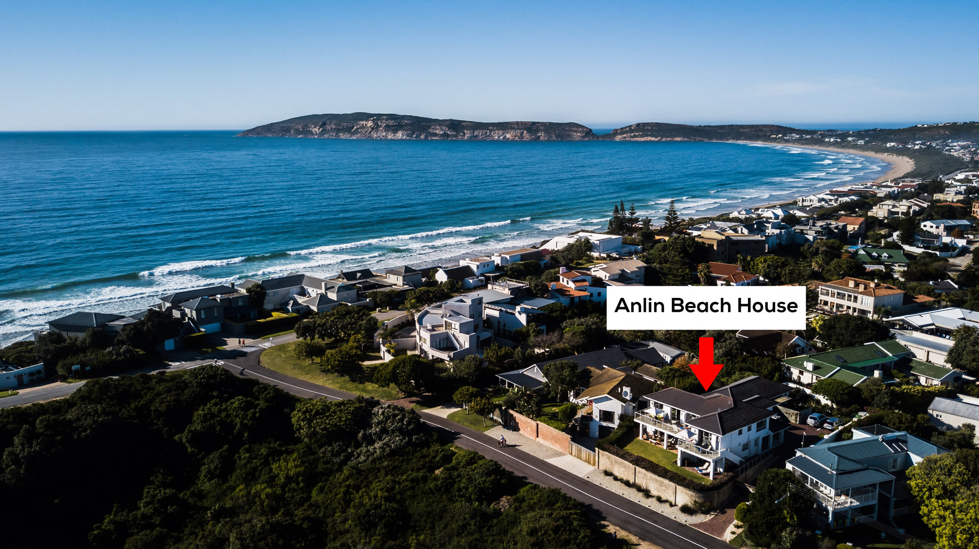 Anlin Beach House in Plett - Accommodation in Plettenberg Bay