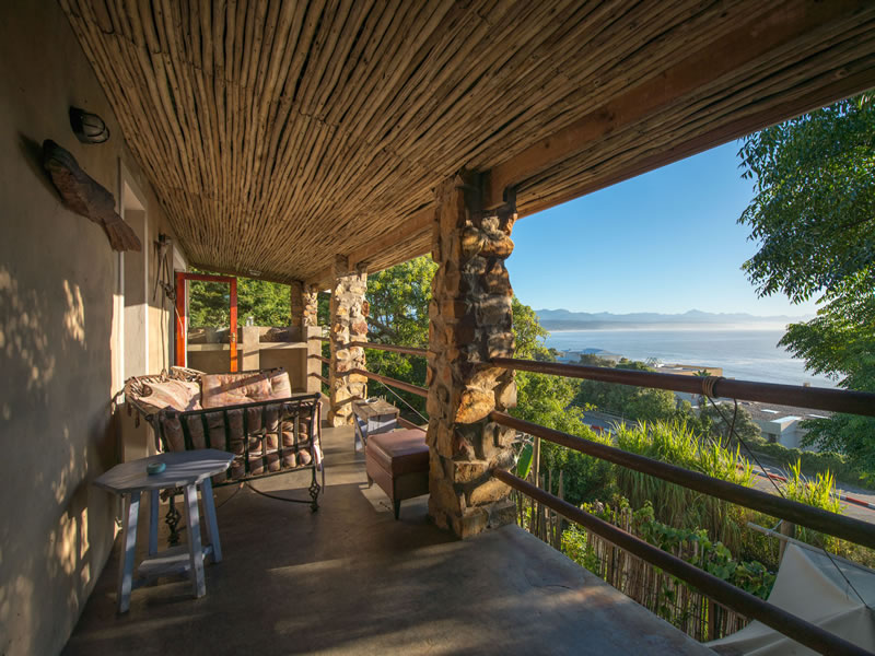Stone Cottage self catering accommodation in Plett - BoetiePierre The Best View In The House