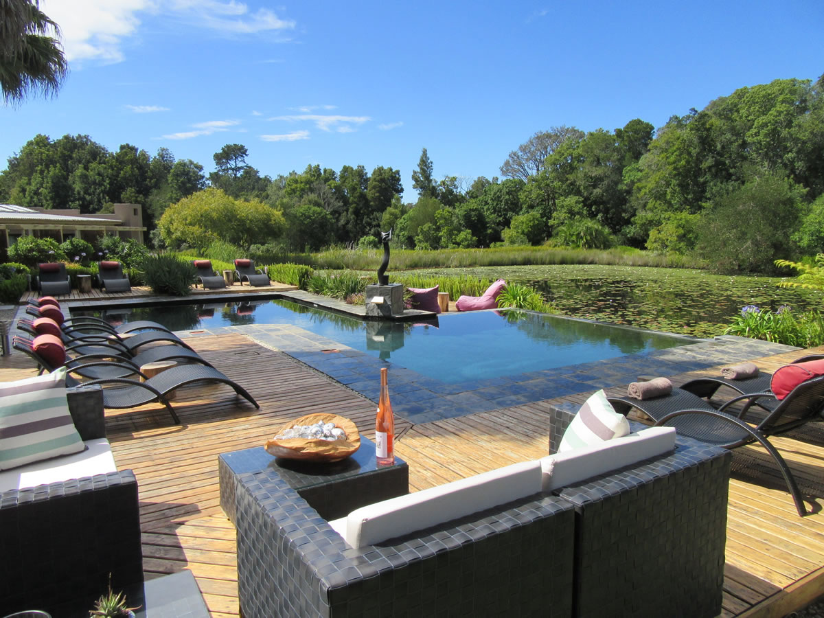 Lily Pond Country Lodge in Plettenberg Bay