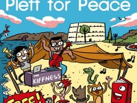 "Plett for Peace with ""The Kiffness"""