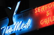 The Med Seafood Bistro in Plett