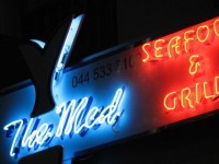 The Med Seafood Bistro