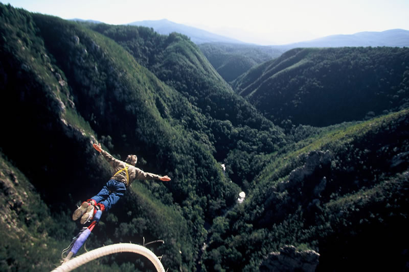 Image result for storms river bungee
