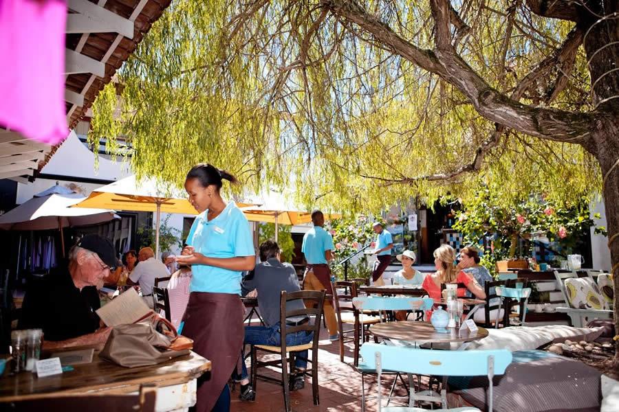 Le Fournil de Plett Bakery and Coffee Shop
