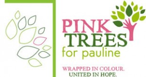 Pink Trees for Pauline