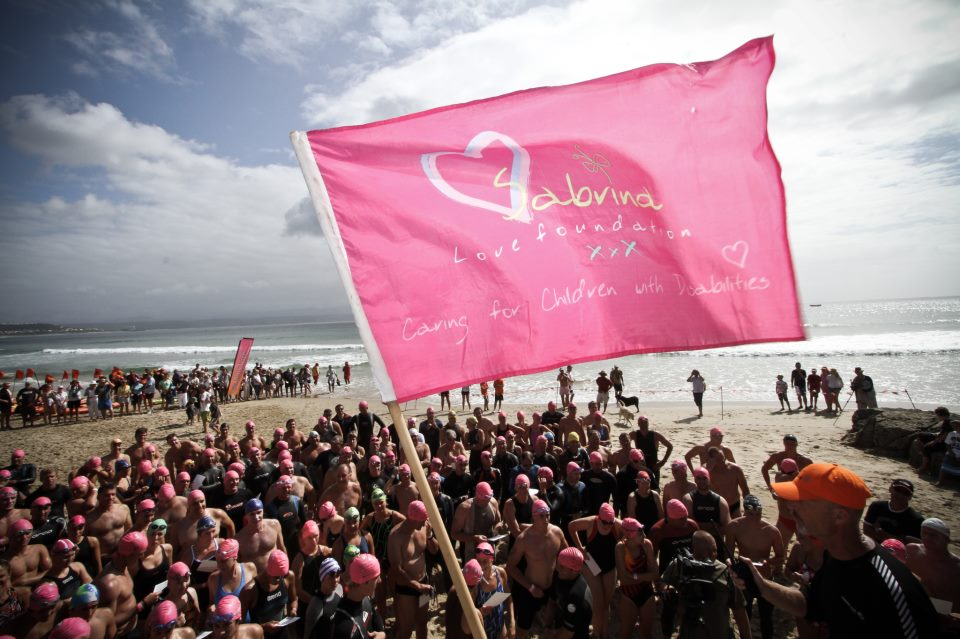 Sabrina Love Ocean Challenge