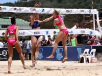 Varsity Beach Volleyball & Touch Rugby Tournament