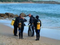 Open Water Dive Course – 2 for 1