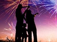 New Year's Eve in Plett