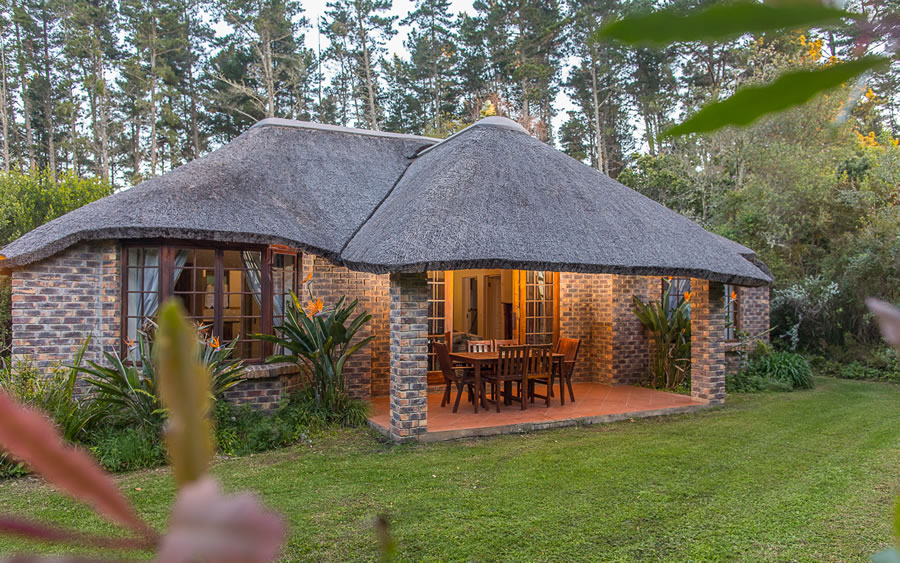 Coral Tree Self Catering Cottages Plett