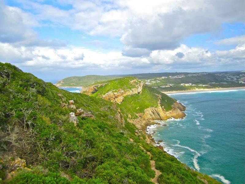 Robberg in Plettenberg Bay, South Africa. Plett 4th in TripAdvisor Travelers Choice Awards.