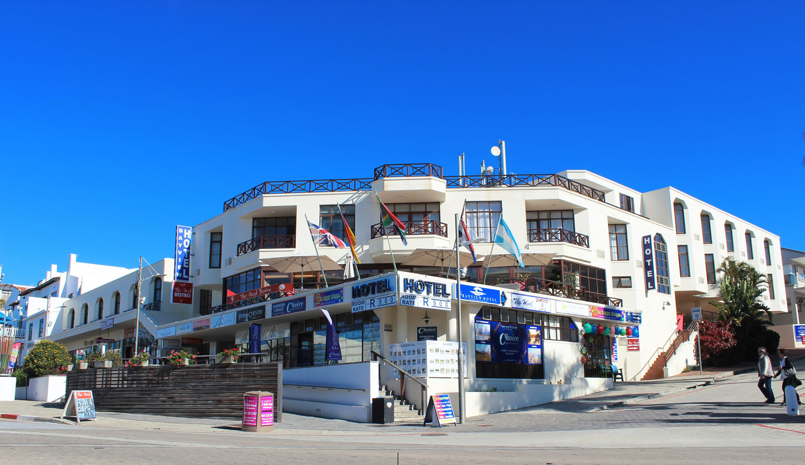 Bayview Hotel in Plettenberg Bay