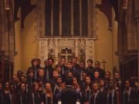 The UCT Choir in Plett
