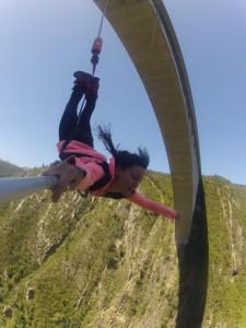 Bungy Jumping at Face Adrenalin Bloukrans Bridge