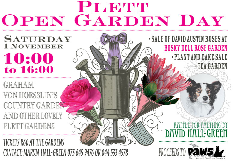 Plett Open Garden Day 2014