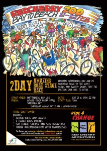 Red Cherry 200 cycle stage race