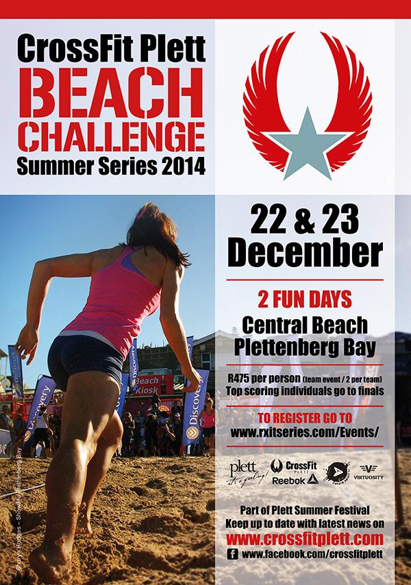 CrossFit Plett Beach Challenge