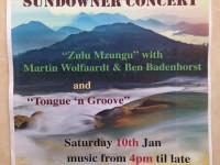 Deep Mountain Sundowner Concert