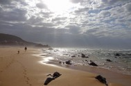 Keurboom Strand 2015-01-31
