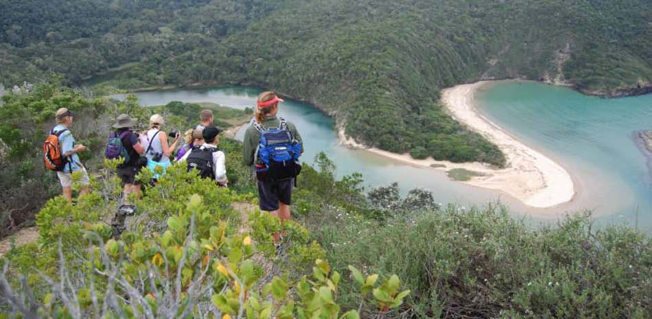 The Plett Trail - the very best slack-packing trail in South Africa