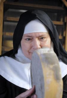 The Cheese Nun