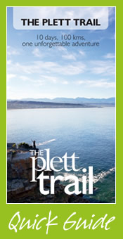 The Plett Trail - DL Quick Guide