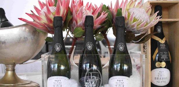 Kate Liquorish on the Wine and Bubbly...