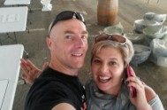 Brendon Morris and Patty Butterworth of Plett Tourism