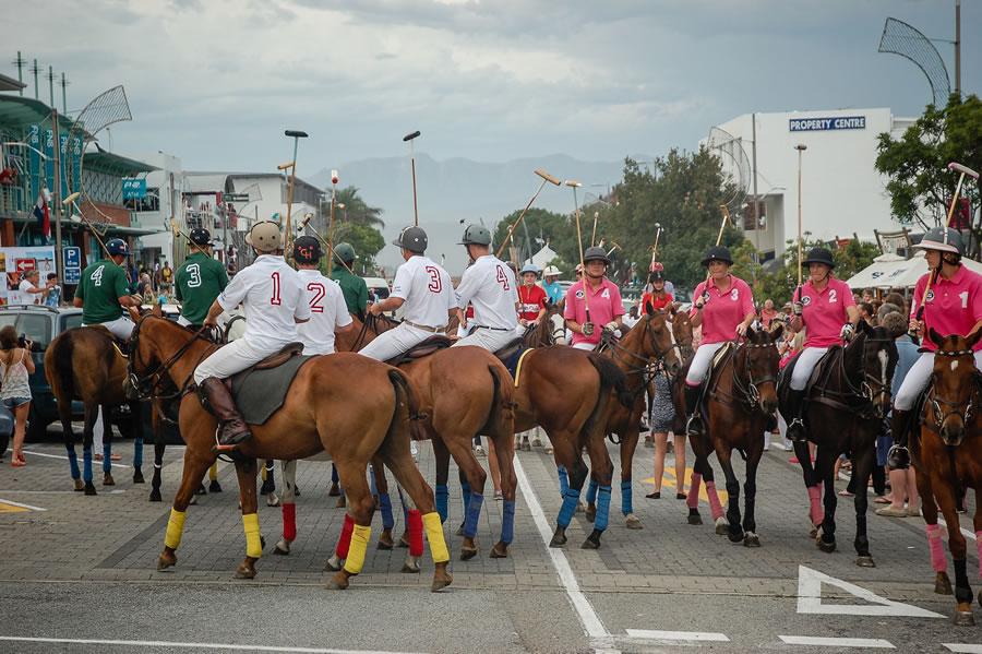 The Polo Pony Parade