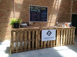 Tasting room now open at Lodestone Wines...