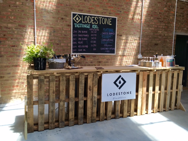 Lodestone Wines tasting room