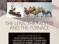 The Lens, the Palette and the Furnace