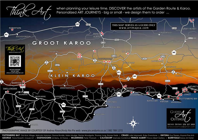 karoo-map