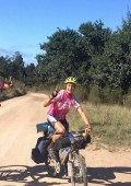 Plett cyclists ride 900km for charity