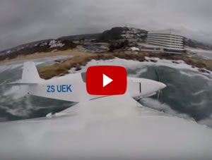 aerial-video of plett