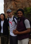 My guiding experience during the Garden Route Walking Festival at Robberg Nature Reserve