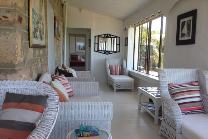 5th House B&B in Plett