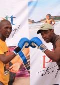 Boxing, netball, soccer & rap ensured a fun filled day