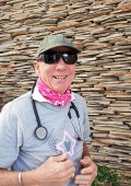 Plett doctor to hike 400km in 19 days for charity