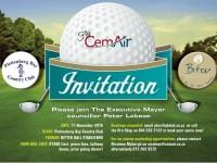 Mayoral Golf Day