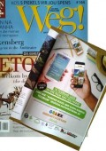 GRKK App features in Weg & Go magazine