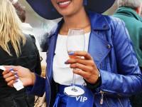 'Best Dressed' winners at Wine Festival