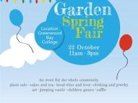 Garden Spring Fair
