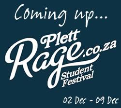 Plett Rage student festival