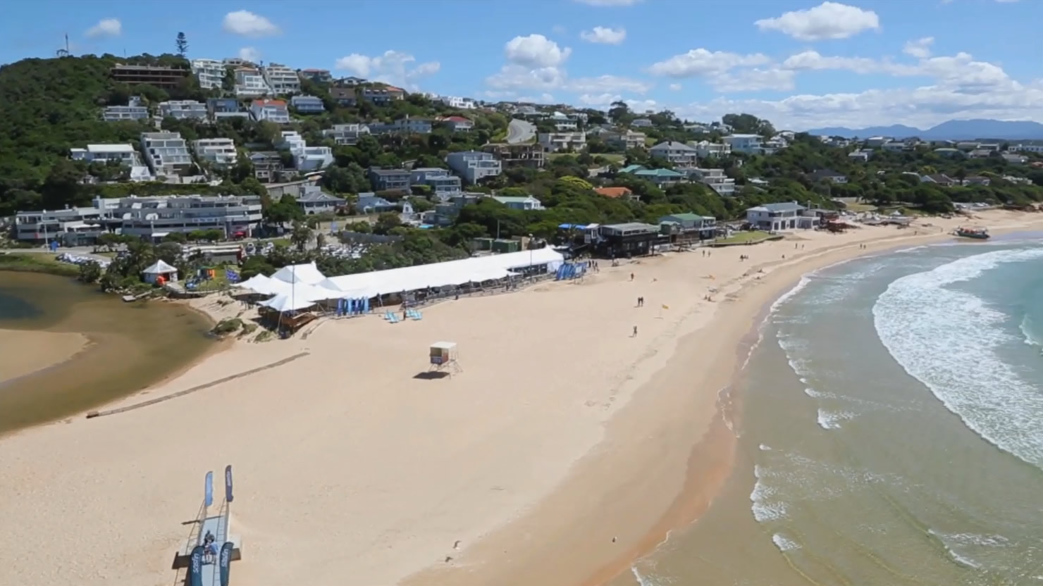 Video from the Sasfin Plett Wine & Bubbly Fest 2016