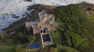 Vygekraal castle in Plett for sale