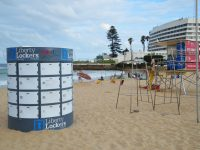 Liberty Beach Lockers
