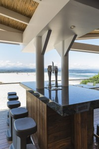 Equinox Restaurant on Lookout beach in Plettenberg Bay
