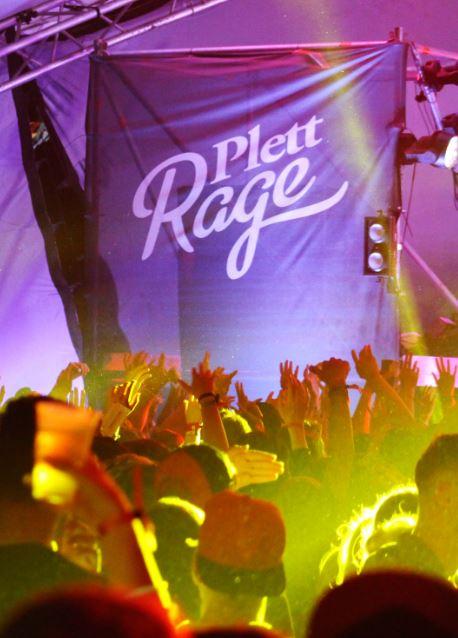 Plett Rage banner